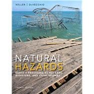 Natural Hazards Earth's Processes as Hazards, Disasters, and Catastrophes