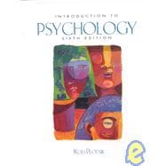 Introduction to Psychology (Casebound Edition with InfoTrac)