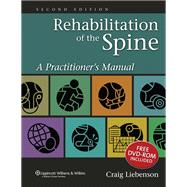 Rehabilitation of the Spine; A Practitioner's Manual