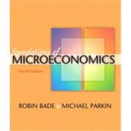 Foundations of Microeconomics plus MyEconLab