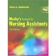 Mosby's Textbook for Nursing Assistants (Book with CD-ROM)
