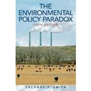 Environmental Policy Paradox: 5ed