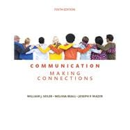 Communication Plus NEW MyCommunicationLab for Communication--Access Card Package