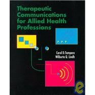 Therapeutic Communications for Allied Health Professions