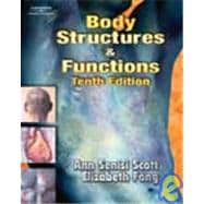Body Structures & Functions (Book with CD-ROM)