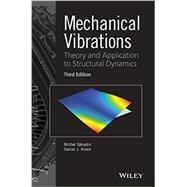Mechanical Vibrations 9781118900208R