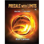 9781337271189 | Precalculus with Limits, 4th | Knetbooks