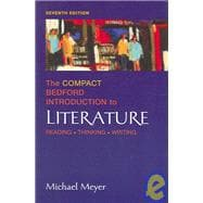 compact bedford introduction to literature essay