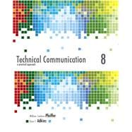 Technical communication a practical approach 8th edition
