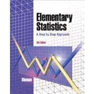 9780078136337 Elementary Statistics A Knetbooks